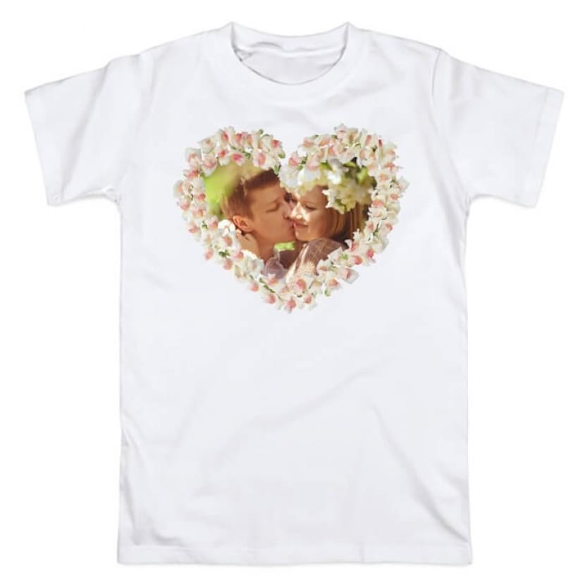 Фото парных футболок совместным изображением