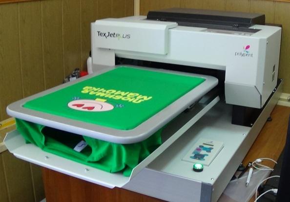Принтер для печати на майке