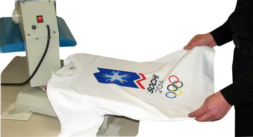 Футболка с сублимационным изображением
