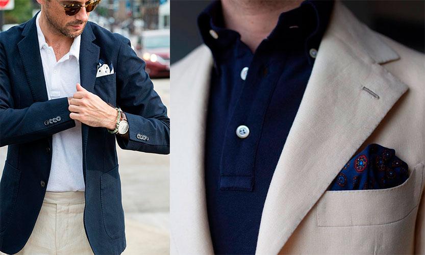 Фото стильных и современных образов с рубашками-поло на любой вкус